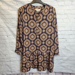 🏝2/$30 Loft Flippy Dress